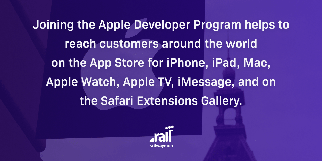 The best tech article of 2020  - How to Enroll in the Apple Developer Program and Why It's So Important?