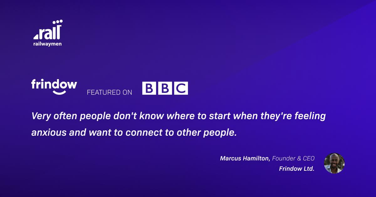 Frindow  Marcus Hamilton BBC interview