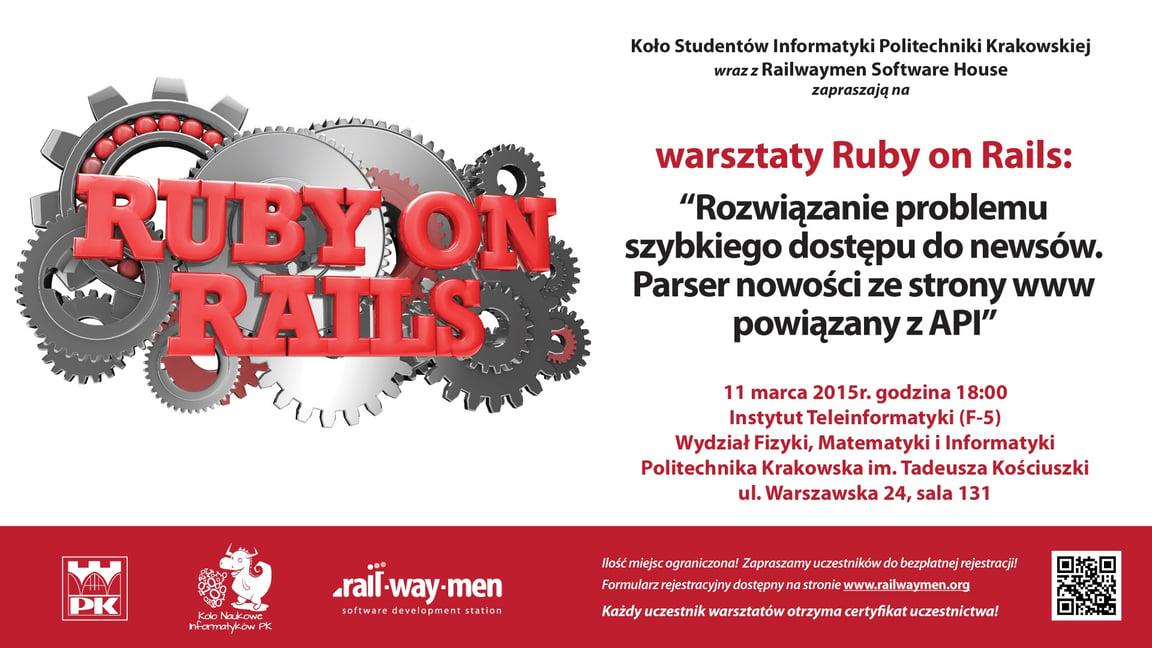 ruby on rails workshops PK
