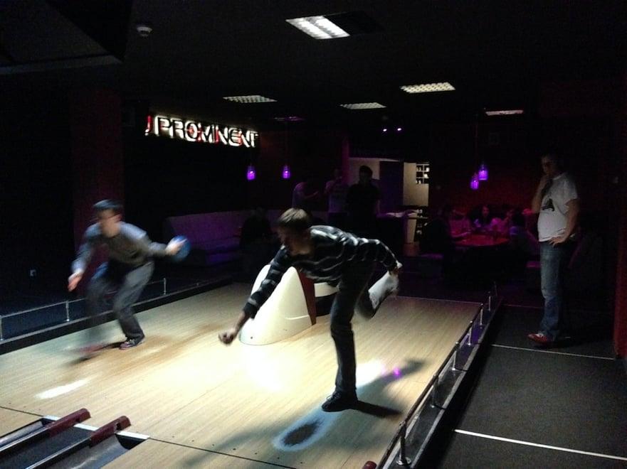 bowling railwaymen team