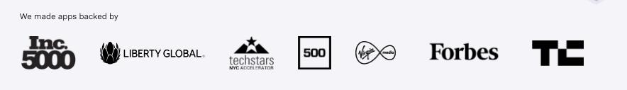 Railwaymen nwe website companies logotypes