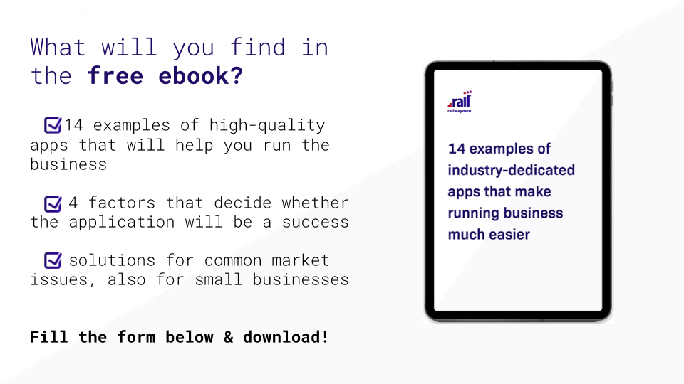Free Ebook: 14 examples of apps that will help you achieve success