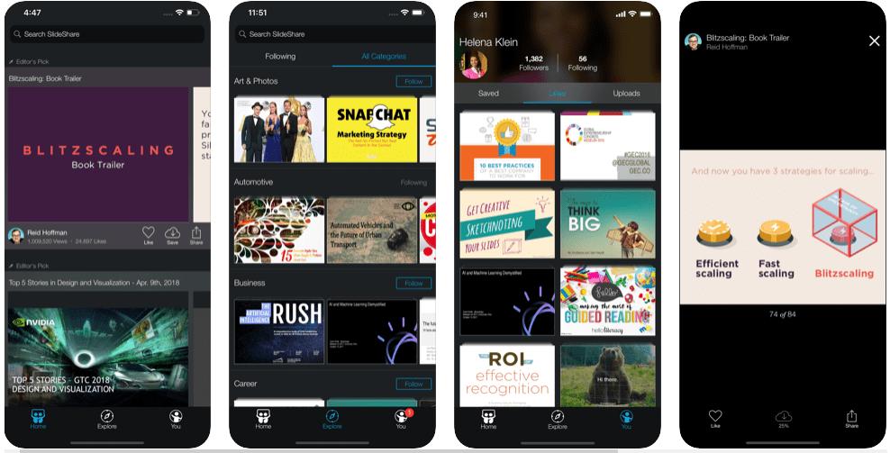 iOS application written in Swift - SlideShare