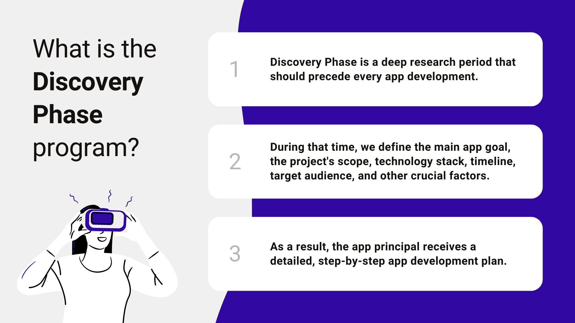 What is the Discovery Phase program?