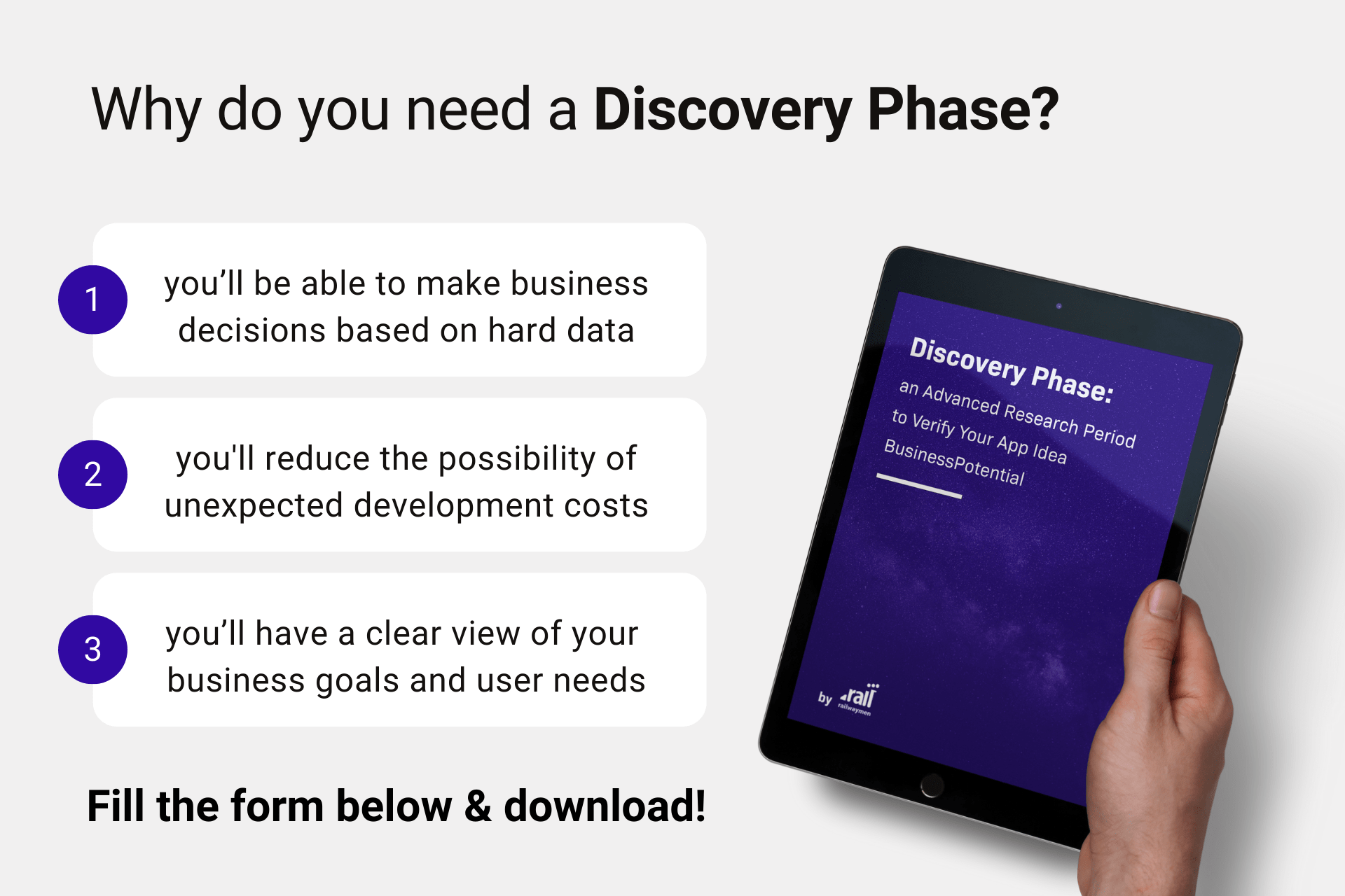 Why do you need a Discovery Phase-min