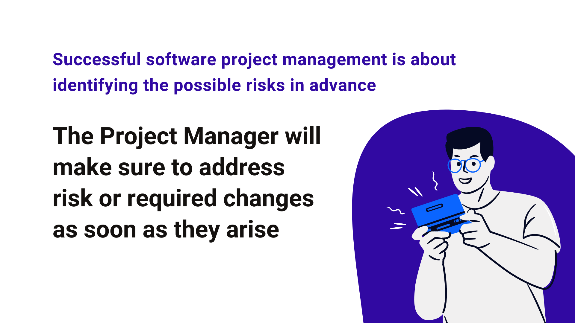 Why does your software development project need a PM?