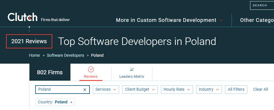 software house poland