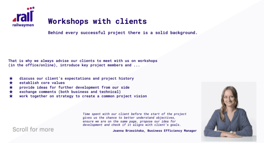 What Benefits The Software Strategy Workshops Bring to Your Project?