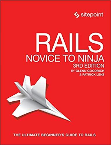 ruby on rails books 3