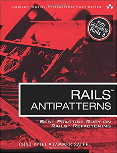 ruby on rails books 5